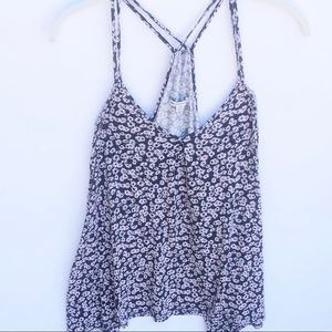 American Eagle Outfitters Tops - American Eagle Flowery Tank-Top